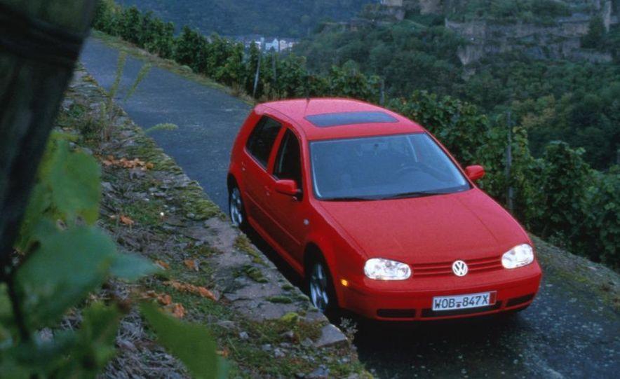 2013 Volkswagen Golf MKVII (artist's rendering) - Slide 44