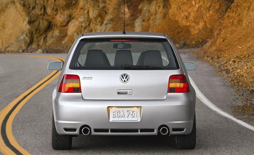 2013 Volkswagen Golf MKVII (artist's rendering) - Slide 30