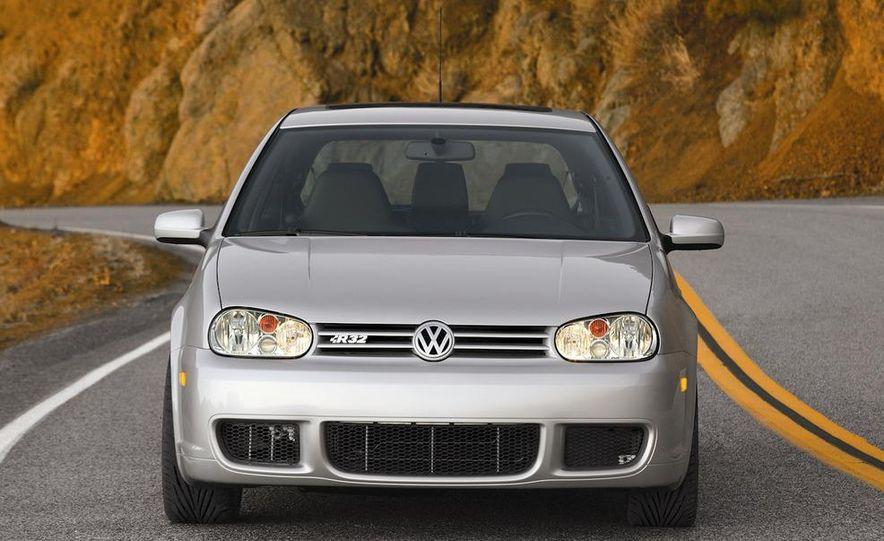 2013 Volkswagen Golf MKVII (artist's rendering) - Slide 31