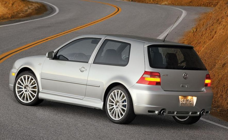 2013 Volkswagen Golf MKVII (artist's rendering) - Slide 32