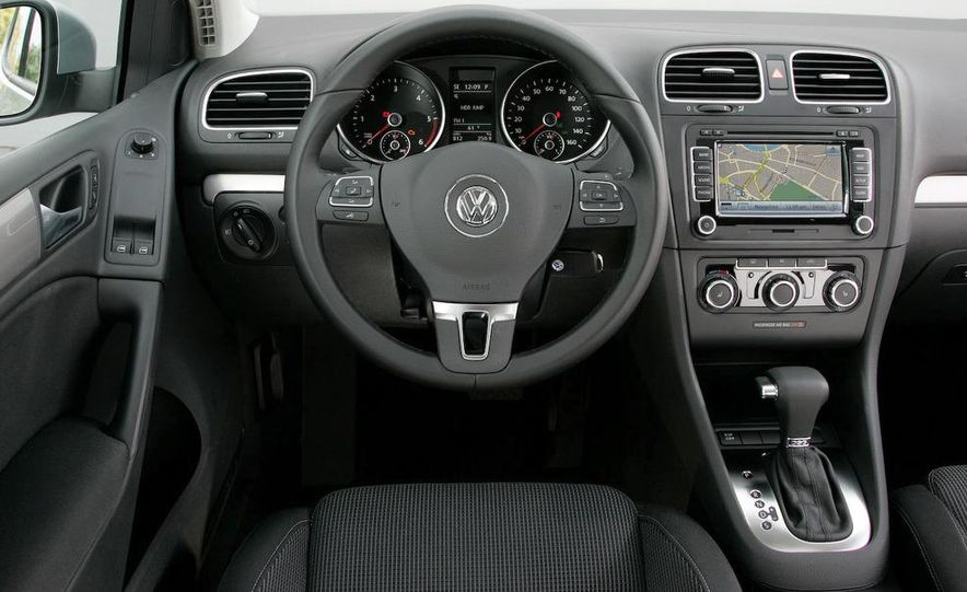 2013 Volkswagen Golf MKVII (artist's rendering) - Slide 12