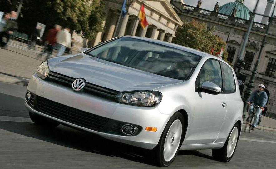 2013 Volkswagen Golf MKVII (artist's rendering) - Slide 19