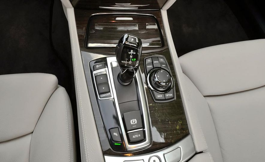 2011 BMW 740i with M Sport Package - Slide 13