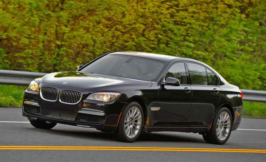 2011 BMW 740i with M Sport Package - Slide 1