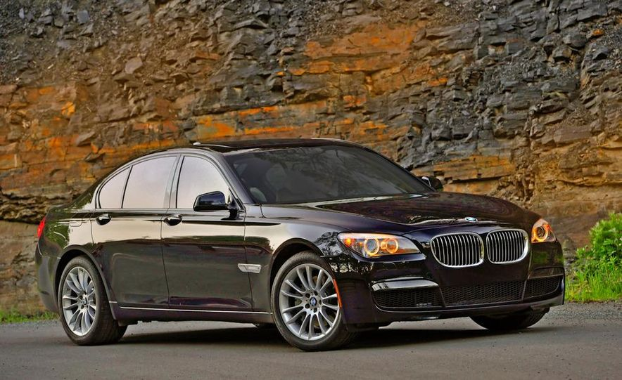 2011 BMW 740i with M Sport Package - Slide 7