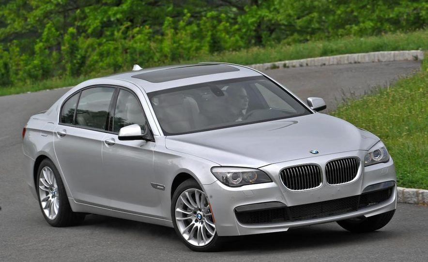 2011 BMW 740i with M Sport Package - Slide 15