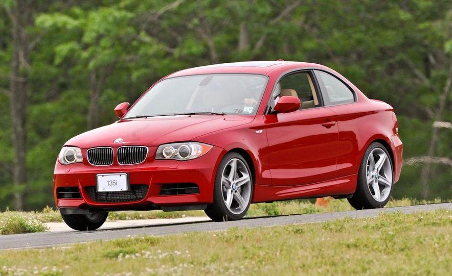 2011 BMW 135i - Slide 40