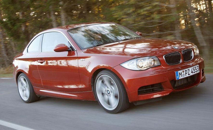 2011 BMW 135i - Slide 15