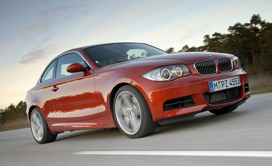 2011 BMW 135i - Slide 18