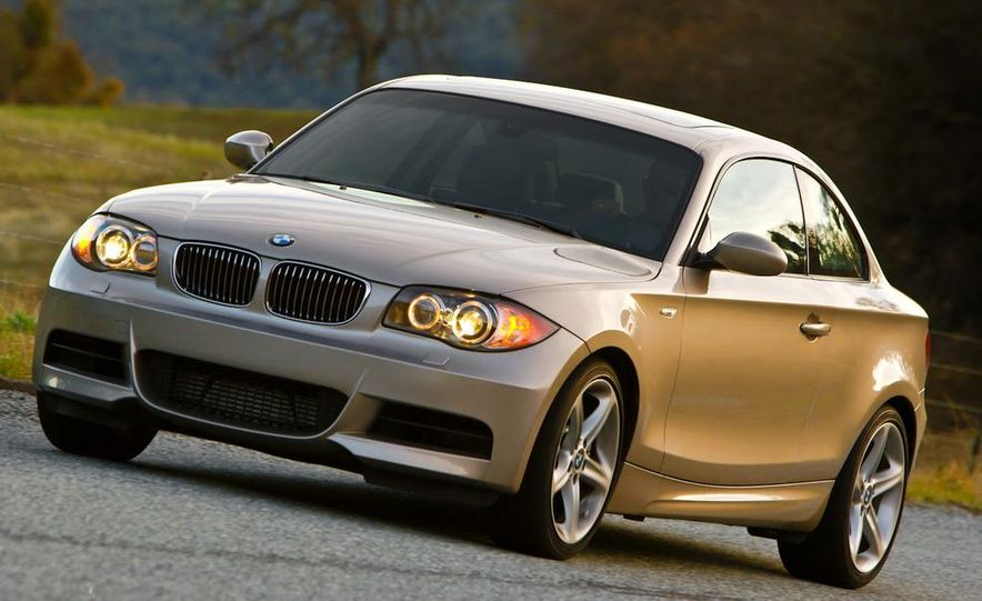 2011 BMW 135i - Slide 29