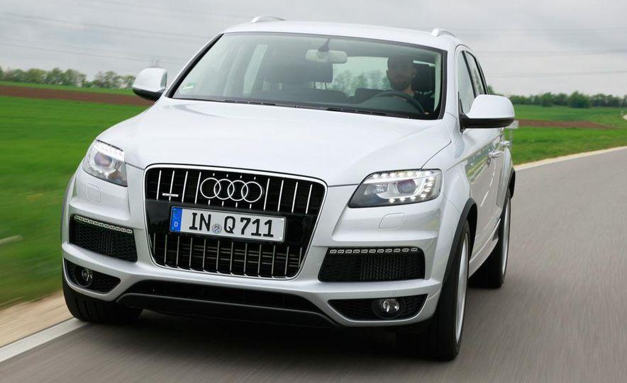 2011 Audi Q7 3.0T - Slide 1