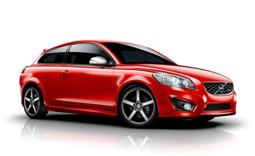 2011 Volvo C30 R-Design - Slide 1