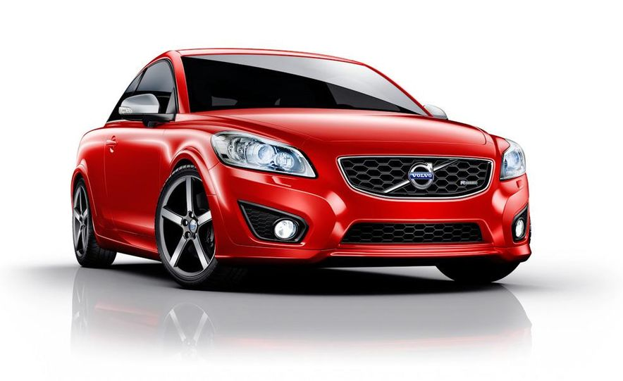 2011 Volvo C30 R-Design - Slide 3