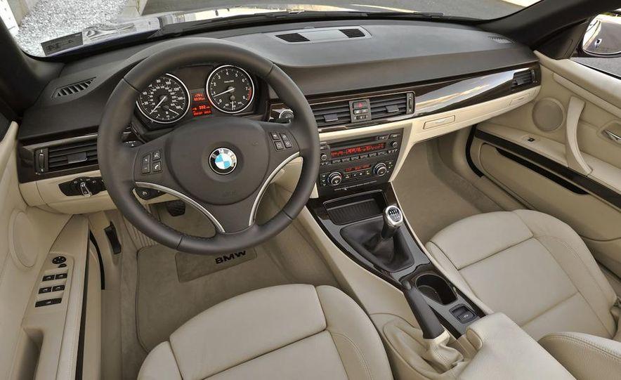 2011 BMW 335i sedan - Slide 23