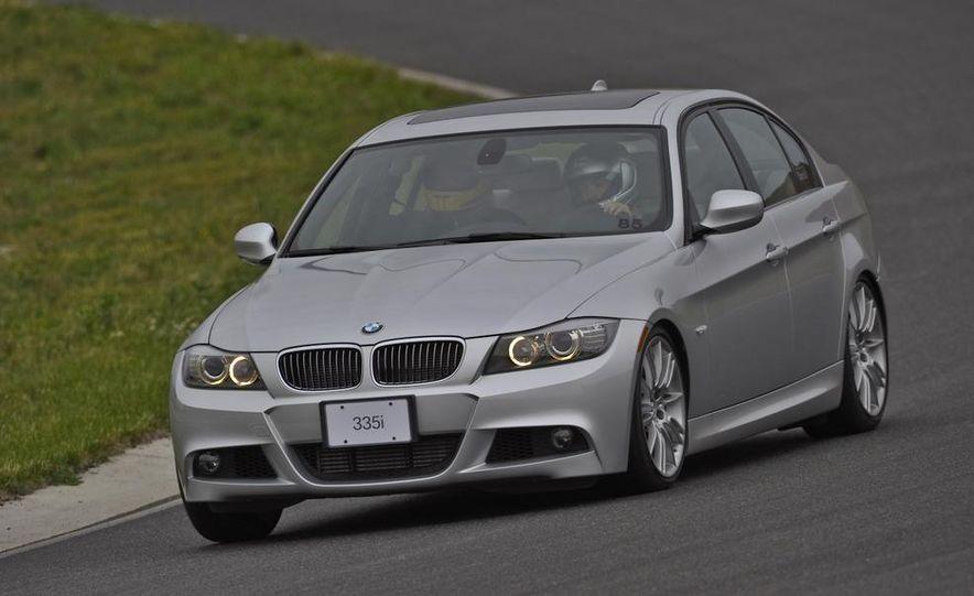 2011 BMW 335i sedan - Slide 6