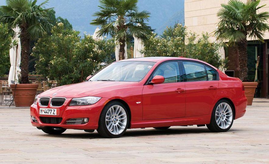 2011 BMW 335i sedan - Slide 20