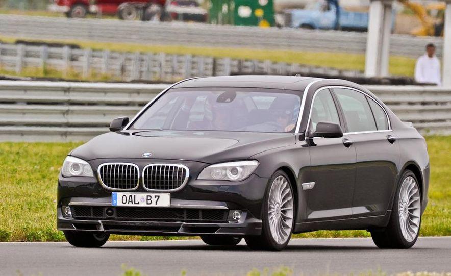 2011 BMW Alpina B7 (European spec) - Slide 1
