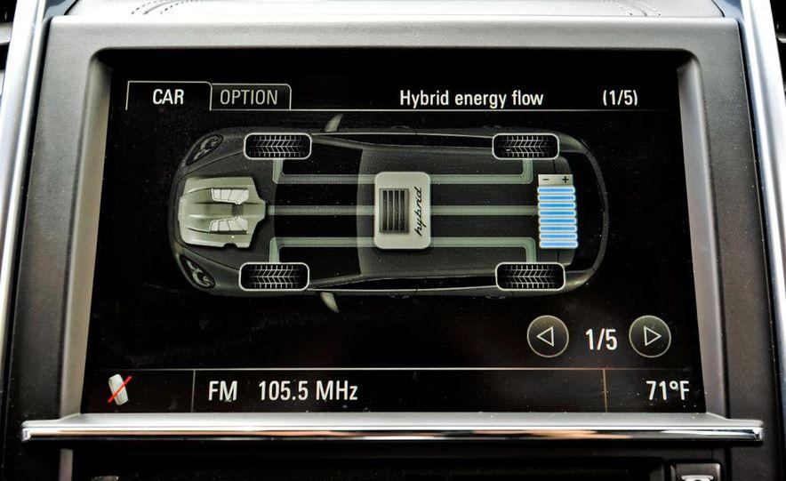 2011 Porsche Cayenne S - Slide 58