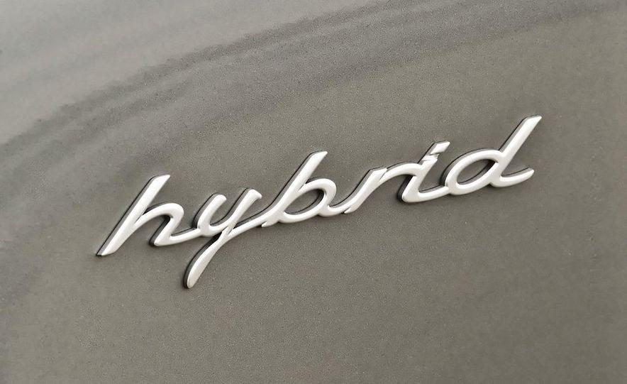 2011 Porsche Cayenne S - Slide 52