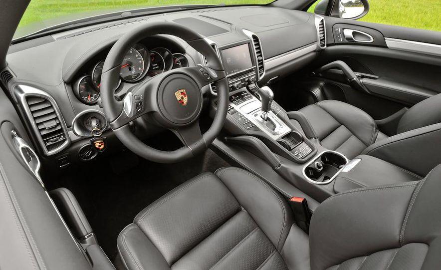 2011 Porsche Cayenne S - Slide 56