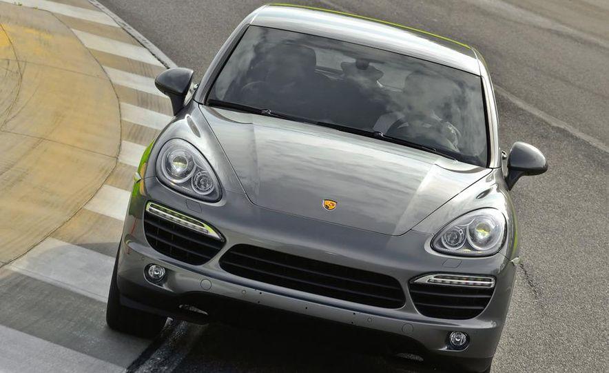2011 Porsche Cayenne S - Slide 47