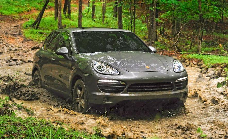 2011 Porsche Cayenne S - Slide 22