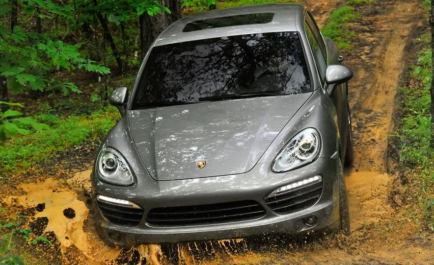 2011 Porsche Cayenne S - Slide 23