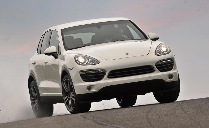 2011 Porsche Cayenne S - Slide 11