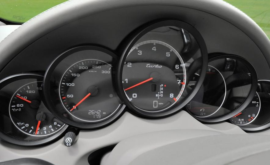 2011 Porsche Cayenne S - Slide 82