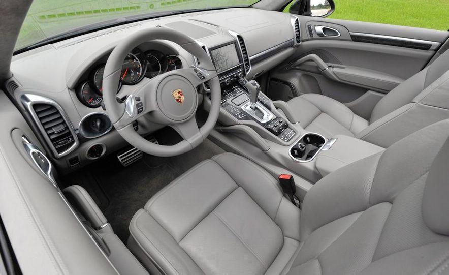 2011 Porsche Cayenne S - Slide 78