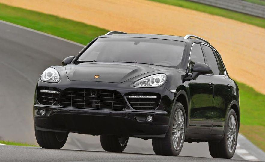 2011 Porsche Cayenne S - Slide 60