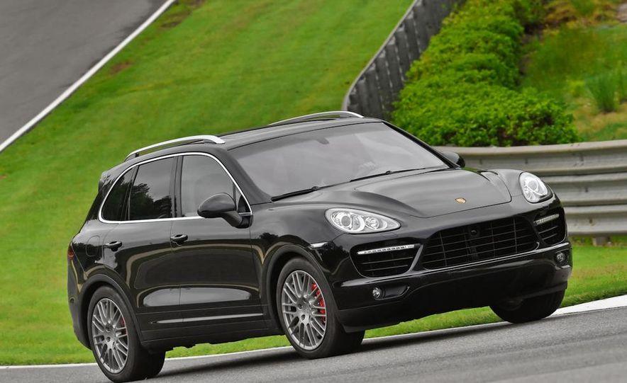 2011 Porsche Cayenne S - Slide 73