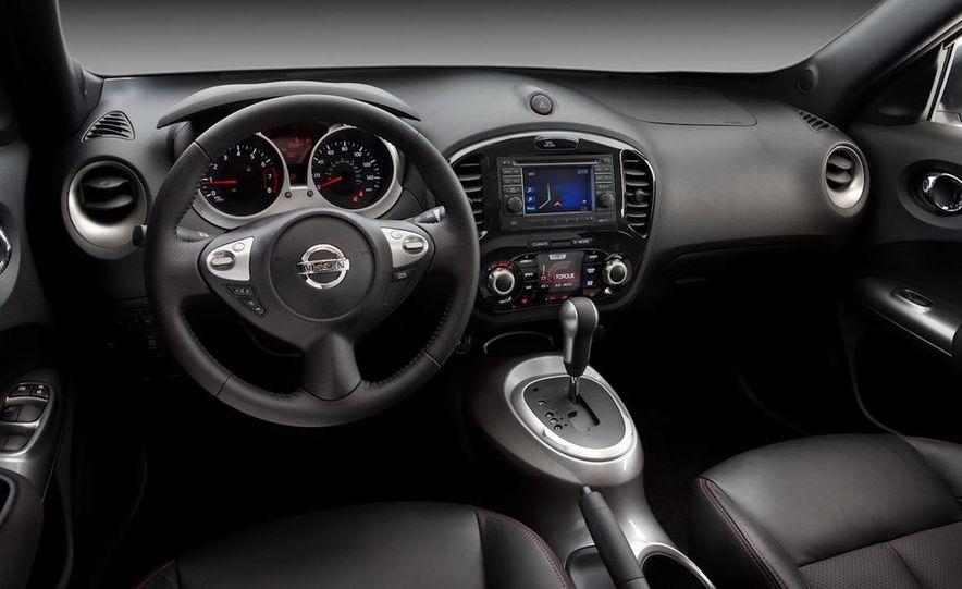 2011 Nissan Juke - Slide 21