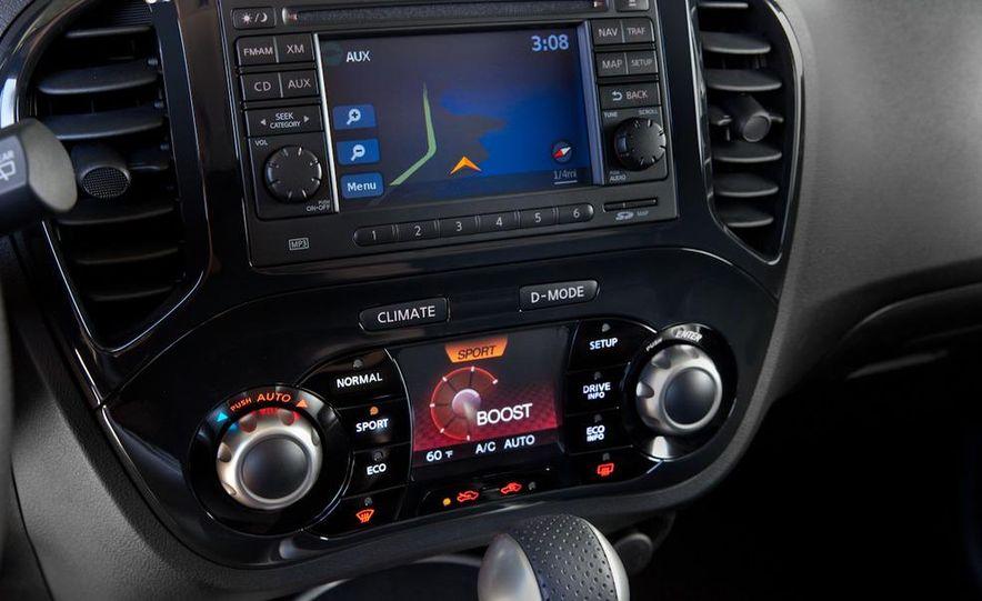 2011 Nissan Juke - Slide 19