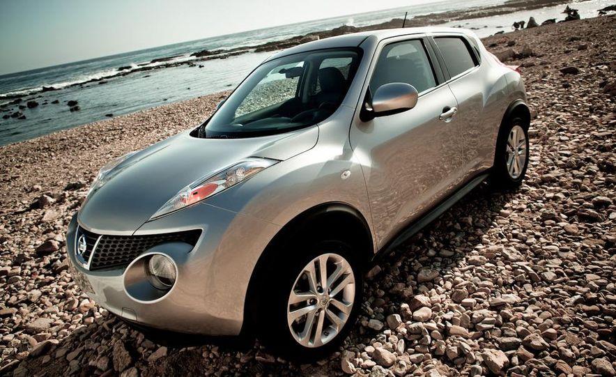 2011 Nissan Juke - Slide 4