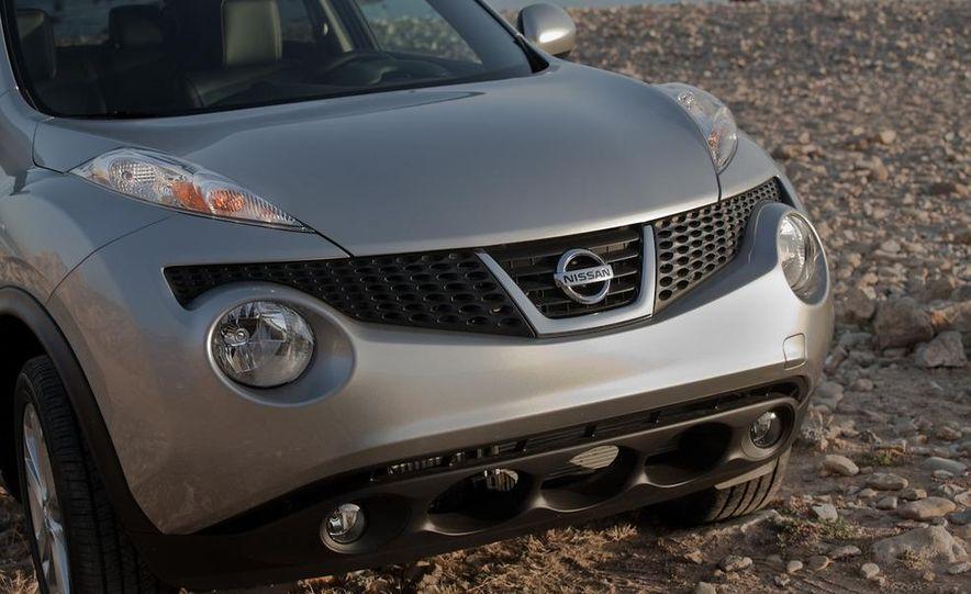 2011 Nissan Juke - Slide 14