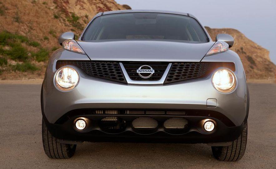 2011 Nissan Juke - Slide 15