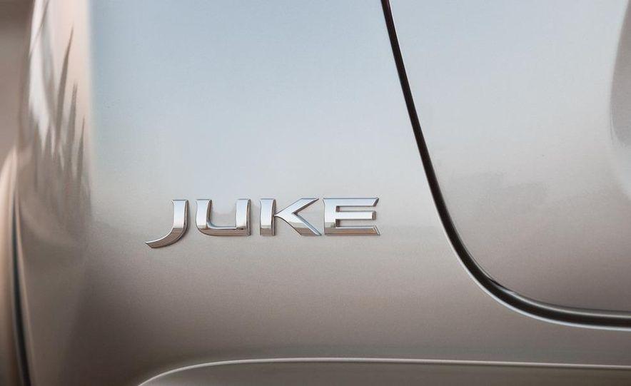 2011 Nissan Juke - Slide 16