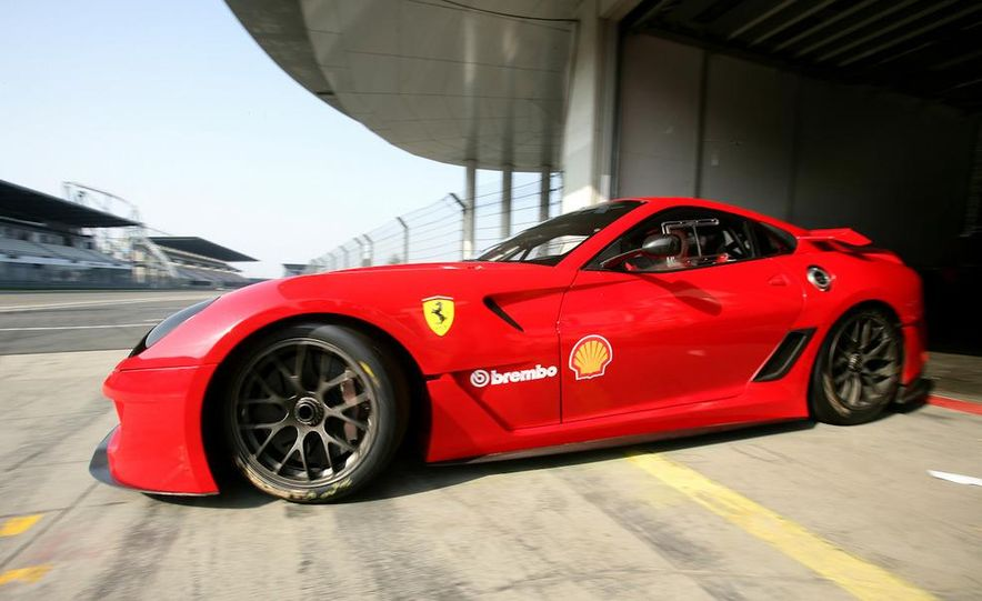 Ferrari Headquaters in Maranello, Italy - Slide 15