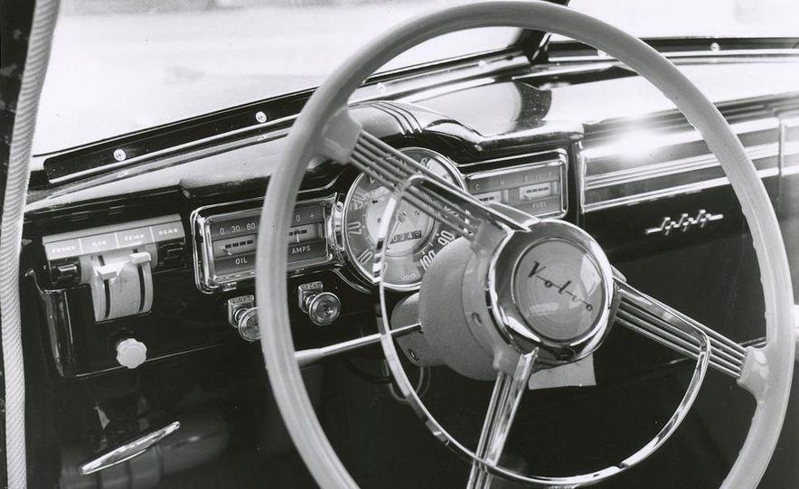 1953 Volvo PV444 - Slide 17