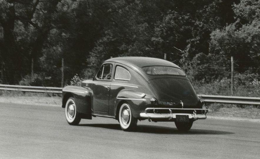 1953 Volvo PV444 - Slide 2