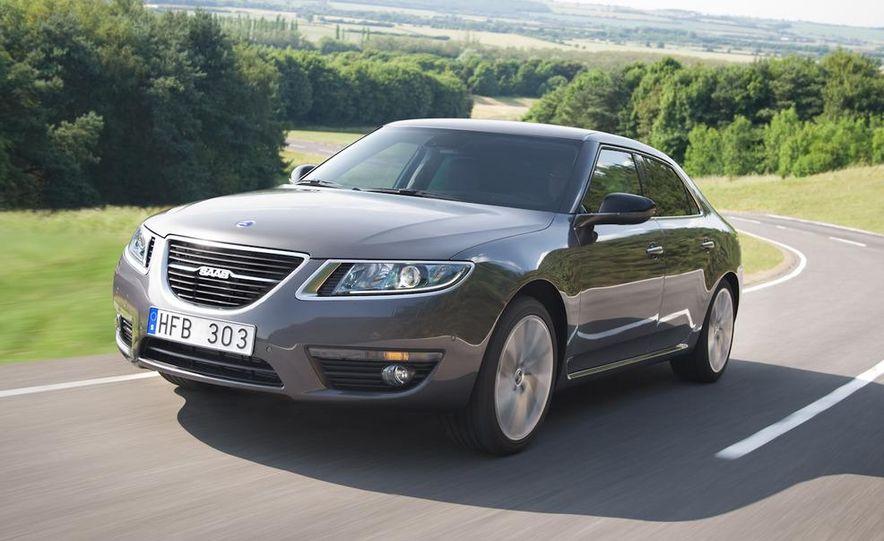 2011 Saab 9-5 (European spec) - Slide 1