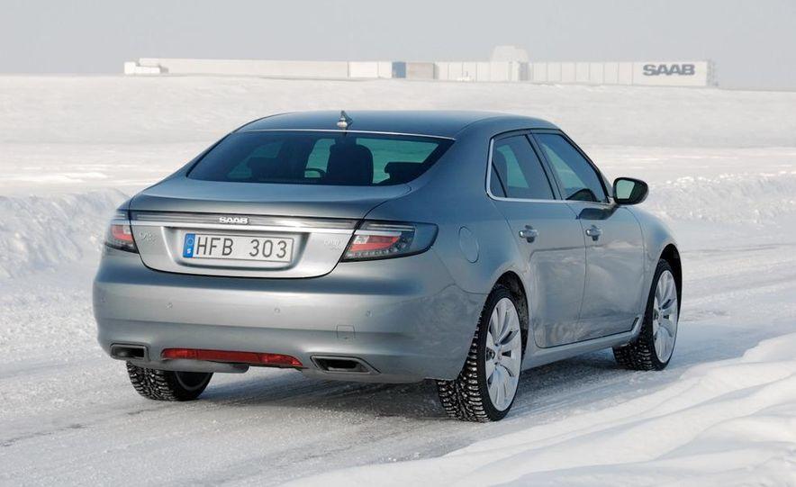 2011 Saab 9-5 (European spec) - Slide 10