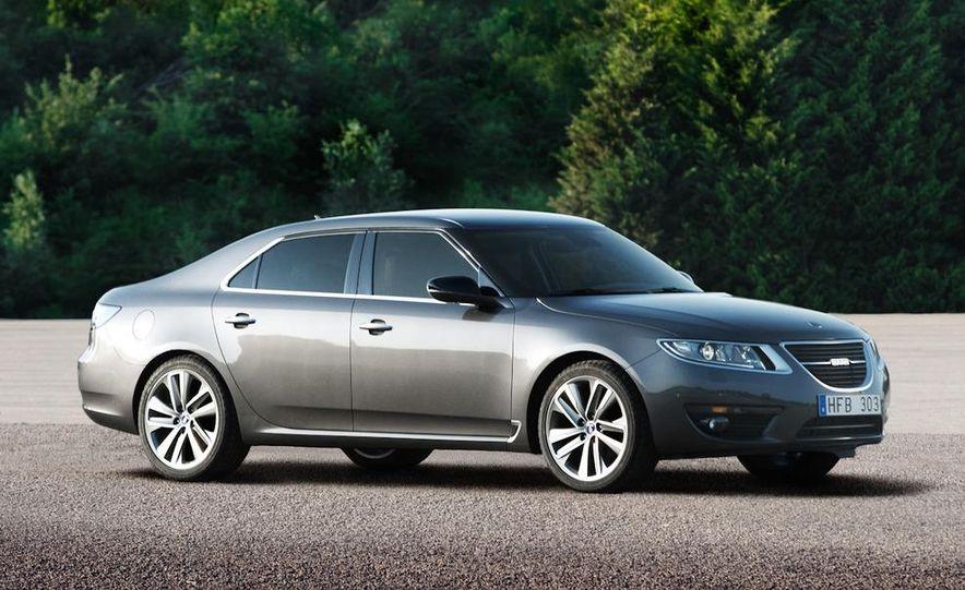 2011 Saab 9-5 (European spec) - Slide 18