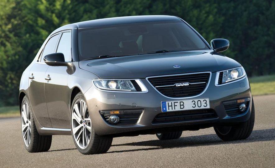 2011 Saab 9-5 (European spec) - Slide 19