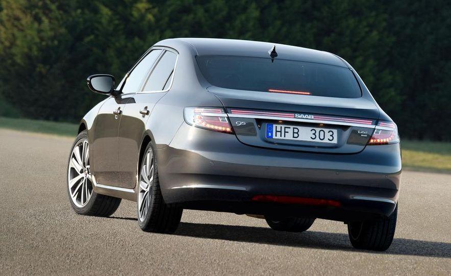 2011 Saab 9-5 (European spec) - Slide 20