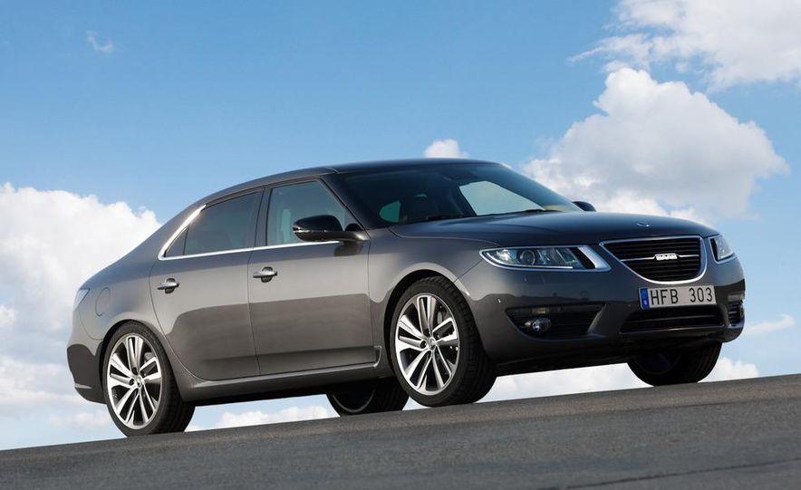 2011 Saab 9-5 (European spec) - Slide 23