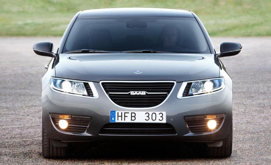 2011 Saab 9-5 (European spec) - Slide 27