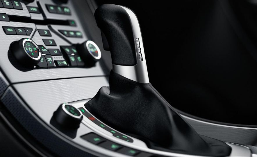 2011 Saab 9-5 (European spec) - Slide 38