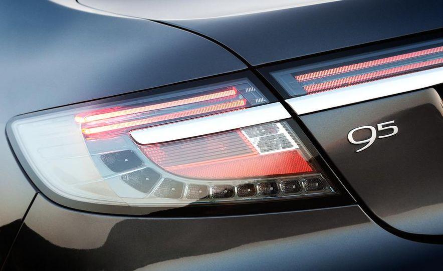 2011 Saab 9-5 (European spec) - Slide 33